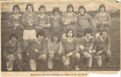 Jim Byrne Cup Team 1975