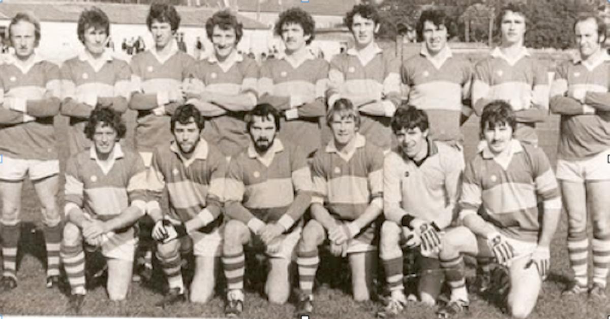 1981 Junior Football Champions
